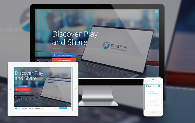 Review: Responsive Joomla template for Portfolio - JA Appolio