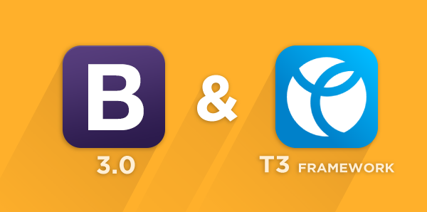 Bootstrap 3.0 and T3 - Template framework