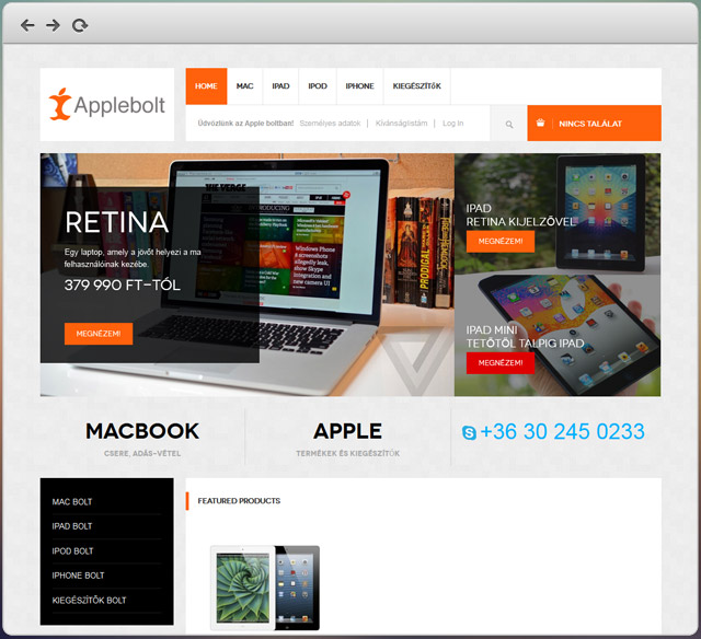 Applebolt website