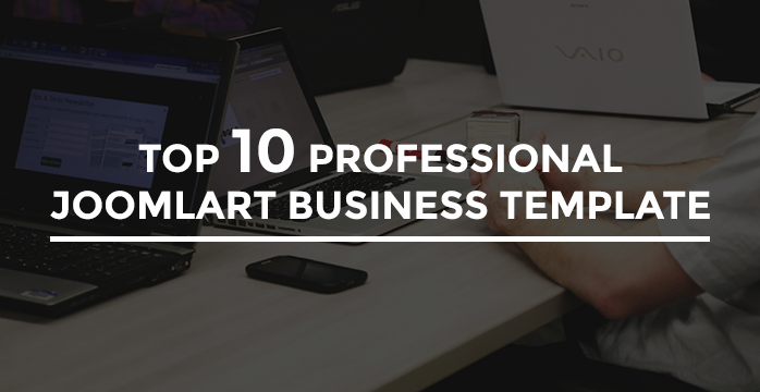 Top 10 Joomla business Templates from JoomlArt