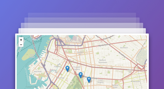 Open street map joomla extension road map
