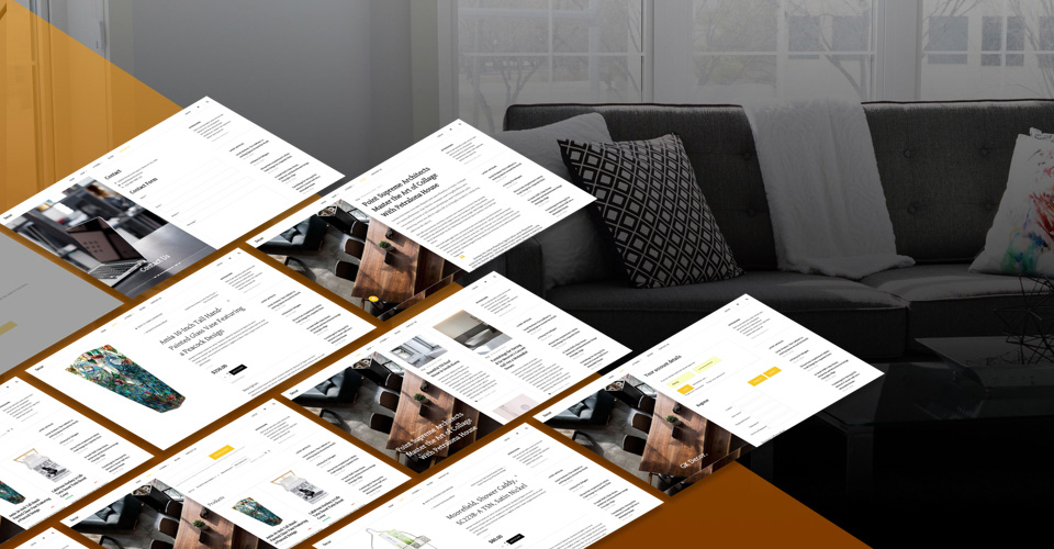 Best shopping Joomla template GK Decor