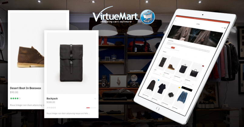 GK Stora joomla template support virtuemart