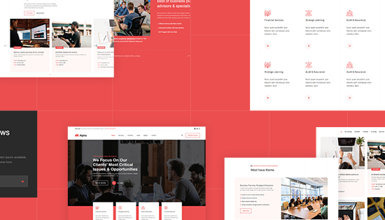 joomla consulting business template