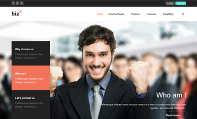 89 best business joomla templates joomlart joomla templates and ja biz responsive joomla template for business flashek