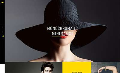 Responsive eCommerce Fashion Joomla template - JA Brickstore