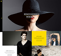 Responsive eCommerce Fashion Joomla template - JA Brickstore