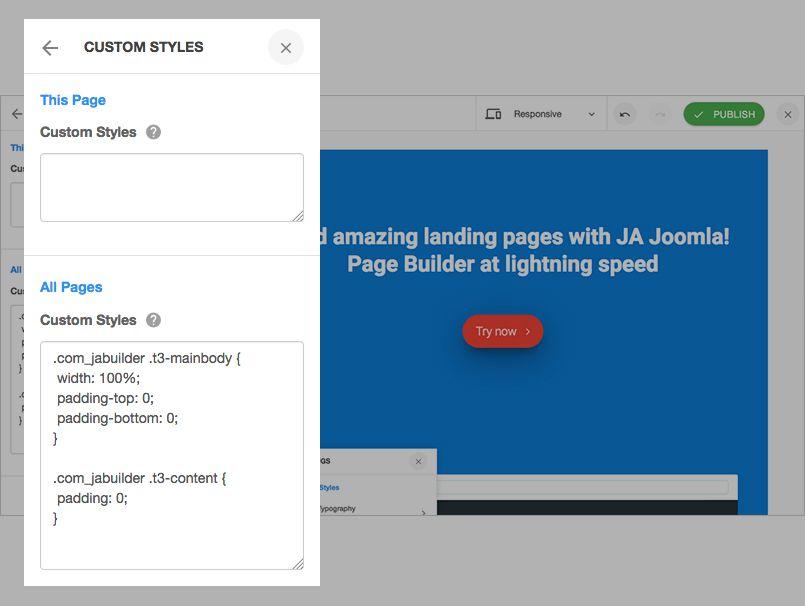 JA Builder   Joomla Templates and Extensions Provider
