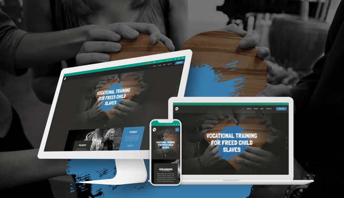 JA Donate Responsive charity and donation joomla template