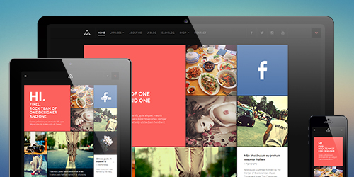JA Fixel - Responsive Joomla Template For Joomla 3