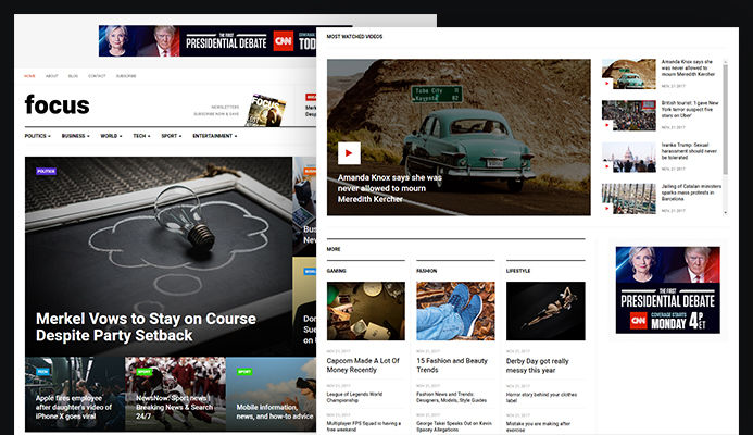 Multiple views of articles category modules
