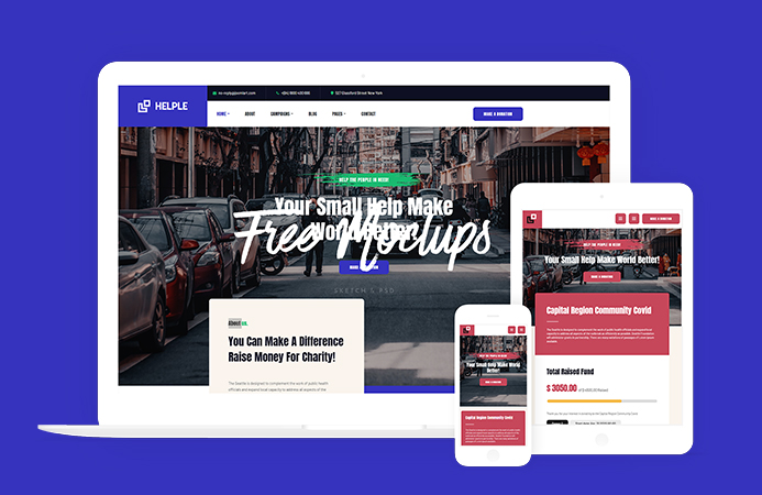 JA Helple - Responsive Joomla template for multipurpose websites