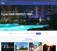 JA Hotel - Responsive Joomla Hotel & Travel template