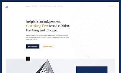 JA Insight - Business Joomla Template