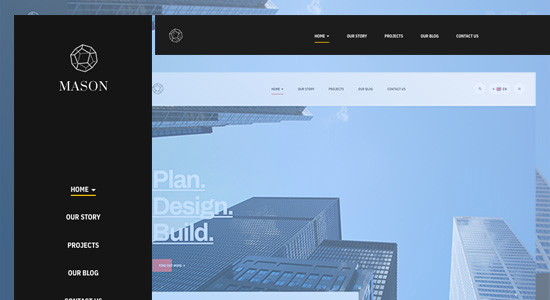 multiple theme event joomla template