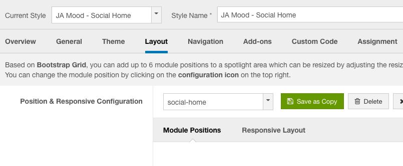 JA Mood | Joomla Templates and Extensions Provider