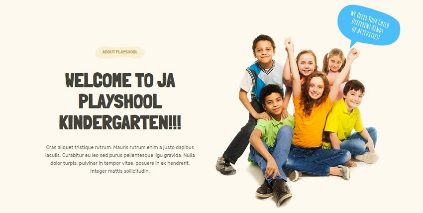 ja playschool