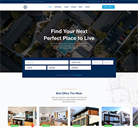 Advanced Real Estate Joomla Template - JA Property