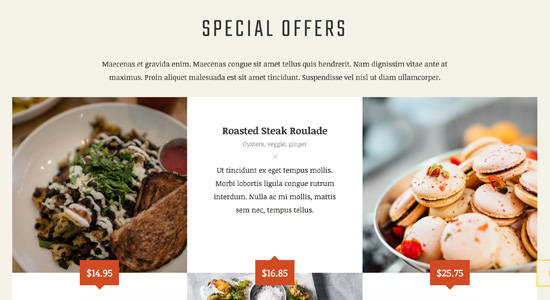responsive restaurant cafe bar joomla template ja restaurant