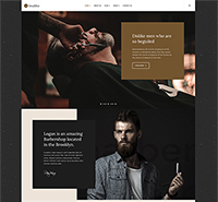 Small Business Joomla Template - JA Small Biz