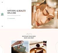 Premium Joomla Beauty Salon template - JA Spa