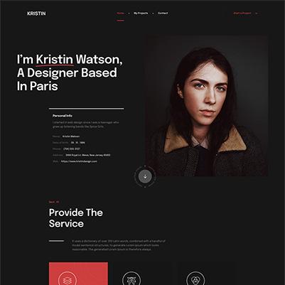 Kristin Portfolio