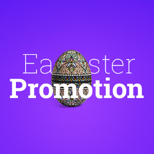 30% OFF on all Joomla products this Easter