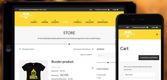 Support eCommerce solution - VirtueMart
