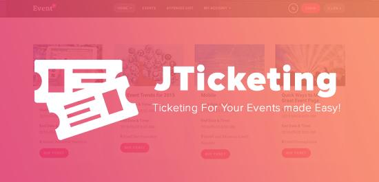 Ja events ii best responsive joomla events template joomla support jticketing joomla extension for event ticketing pronofoot35fo Gallery