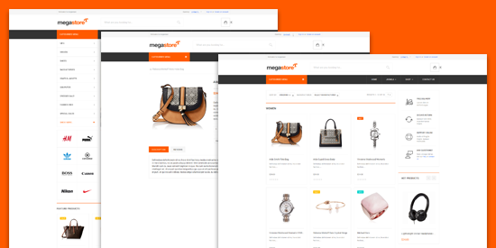 dedicated ecommerce joomla template