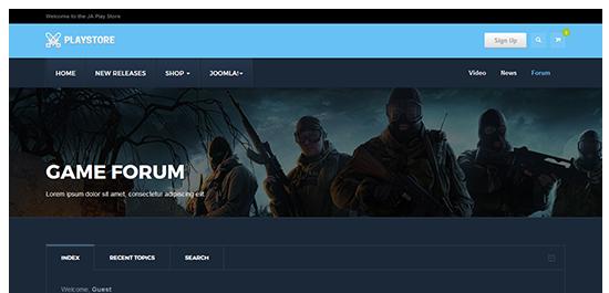 Support Kunena - Joomla forum component