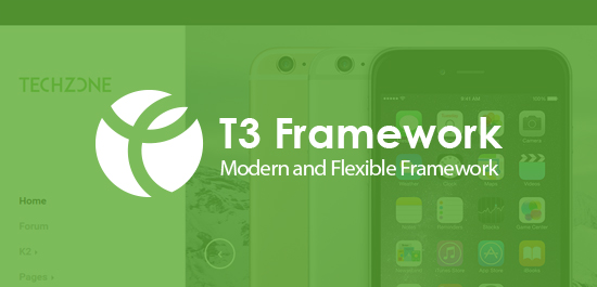 t3 framework