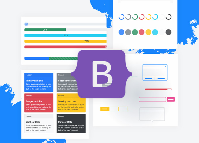 t4 joomla template framework supports Bootstrap 5