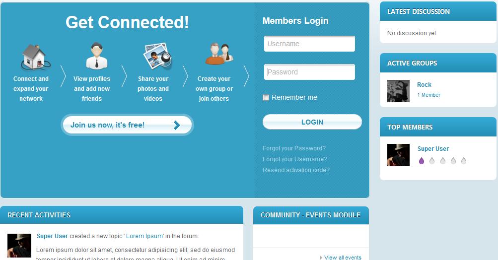 WordPress gratuit datant des modèles de site Web