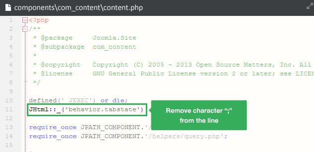 Content.php file