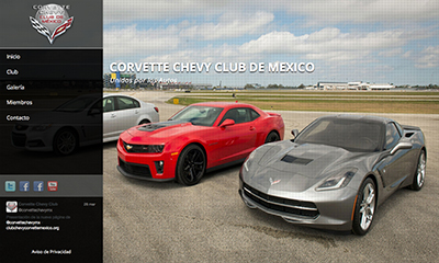 Corvette Chevy Club de Mexico