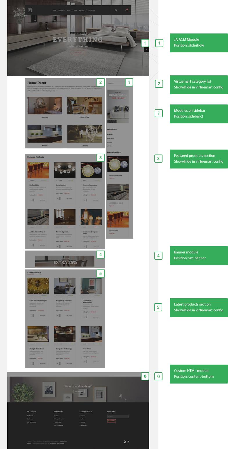 JA Elicyon | Joomla Templates and Extensions Provider