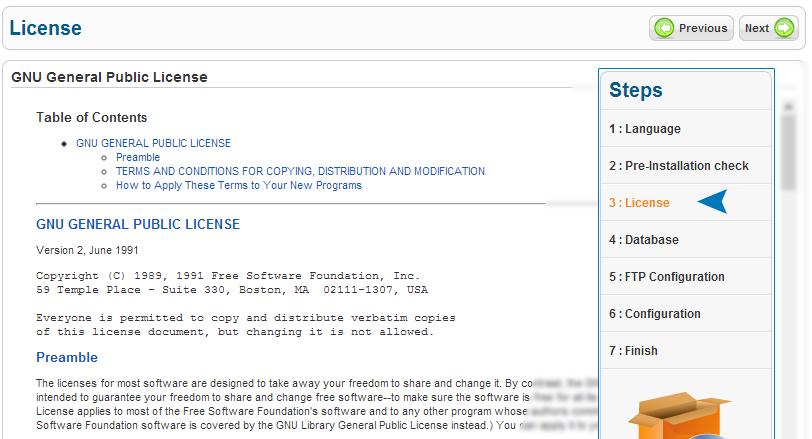 Joomla template quickstart installation documentation joomla 3 license pronofoot35fo Gallery