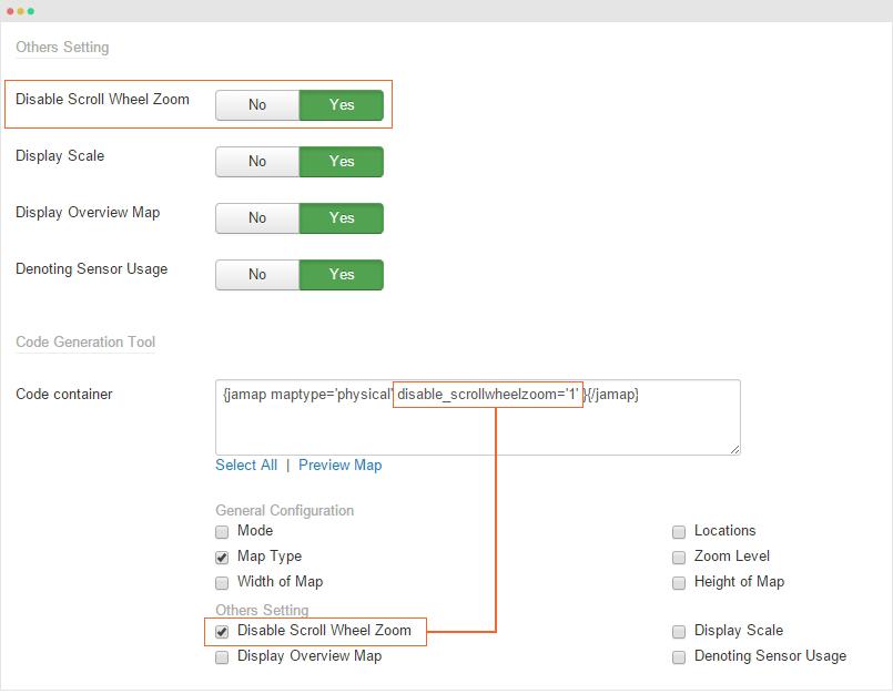 Ja Google Map Plugin Documentation Joomla Templates And Extensions