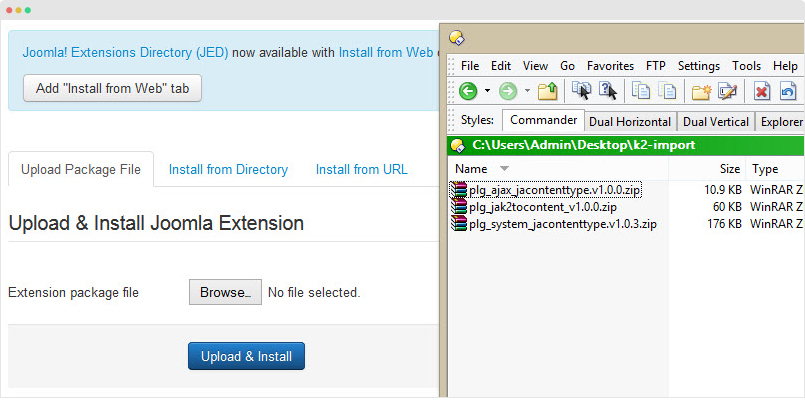 file extension plg