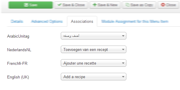 JA Multilingual - Joomla extension documentation | Joomla Templates