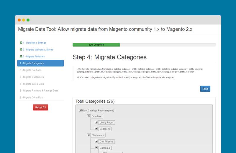Migration data for Magento 2 | UberTheme