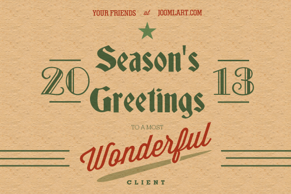 Extended: Christmas SALES with 25% off on all JoomlArt products