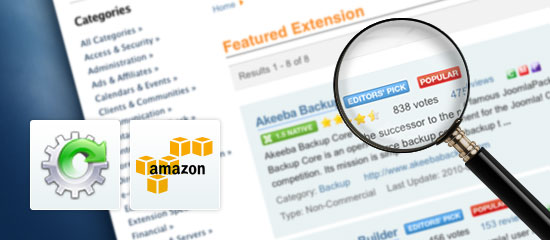 Joomla Extension Editor's Picks Nominations