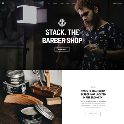 Barber & Hair Salon