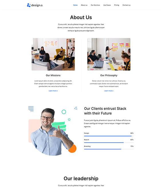Design Services Joomla website bundle